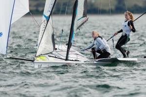 2014 ISAF Sailing World Championships - Day 4