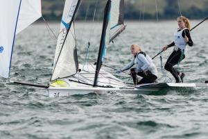 2014 ISAF Sailing World Championships - Day 4