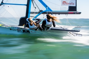 Sailing World Cup Miami presented by Sunbrella Day 1