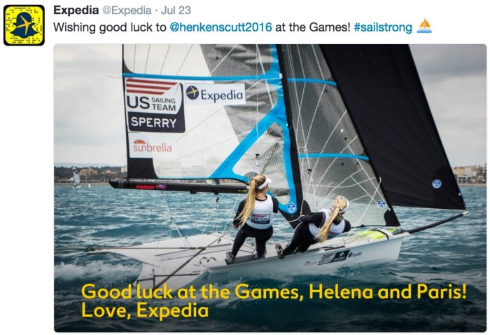 expedia good luck